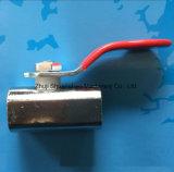 스테인리스는 소형 공 벨브 가스 벨브를 만들었다