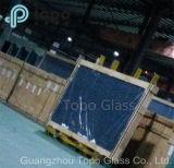 5mm-12mmの砂を吹き付けるダークグレー/ヨーロッパの灰色の高品質ガラス(C-UG)