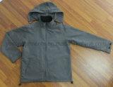 남자의 여가 옥외 방수 외투 의류 의복 재킷 (OSW19)