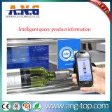 Marken Barcode-HF-RFID, die für den Nahrungsmittel-/Medizin-Gleichlauf Anti-Fälschen