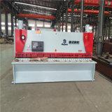 Cortadora hidráulica económica del oscilación del CNC de QC12k 6*2500
