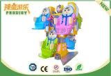 Innenspielplatz-Unterhaltungs-Kind-Fahrroboter-geformtes Kind-Riesenrad