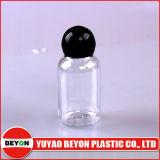 1 Unze-kleine Haustier Palstic Flasche mit Überwurfmutter