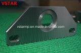 CNC que faz à máquina a peça personalizada do aço inoxidável na elevada precisão