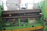 Машина завальцовки гидровлической плиты W11s складывая