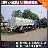 8cbm-15cbm 물 물뿌리개 유조 트럭