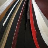 Cuoio di Stocklot della sede di automobile del PVC più nel nero
