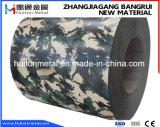 Farbe beschichteter Stahlring mit Militär-Entwurf