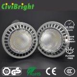 Cer RoHS Aluminium, weiße LED Lichter des Shell LED NENNWERT Licht-PAR30 14W des Tageslicht-