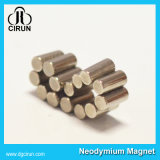 Kundenspezifischer Ring-Zylinder starker permanenter NdFeB Neodym-Magnet