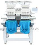 Fabriek in China 2 de HoofdComputer van Dahao van de Machine van het Borduurwerk van het Kledingstuk van de Hoge snelheid voor het Borduurwerk van het Kledingstuk van de Hoed van de T-shirt Gelijkend op de Machine van het Borduurwerk van Tajima van de Broer