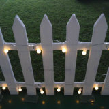 Outdoor 2AA Batterie à LED de LED à LED pour lampadaires ou décoration de clôture
