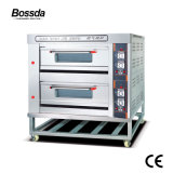 Gas Deck Oven Catering Máquina de cozinha Bakery Equipment for Baking with 2deck 4trays