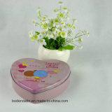 Kundenspezifische Metallzinnblech Cmyk Drucken-Inner-Form-Kosmetik-Schablonen, die Zinn-Kasten verpacken