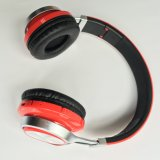 DJ luz de flash de auriculares Bluetooth con Pantalla con 3 colores LED