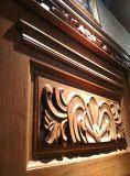 Festes Holz-Tür für Eingang oder Innenraum (DS-021)
