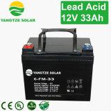 Bateria acidificada ao chumbo quente da CN 12V 30ah da venda