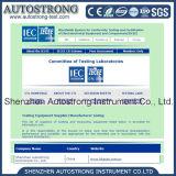 Équipement de test antipoussière de code d'IP5X IP6X
