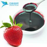 Suco de frutas do extracto concentrado de morangos frescos