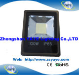 Reflector completo caliente de /SMD LED de las luces de inundación del vatio SMD5730 LED de la venta USD4.15/PC 10W de Yaye 18 con Ce/RoHS/2 años de garantía