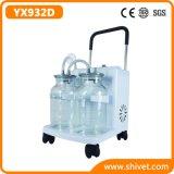 Alto caudal de veterinarios de alto vacío y la unidad eléctrica de aspiración (YX932D)