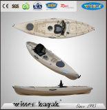 lunghezza di 3.1-4m e nessun singolo kajak gonfiabile della canoa del peschereccio in Tahiti