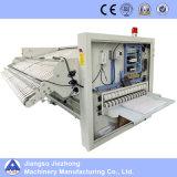 Bedsheet-faltende Maschine/Tuch-faltende Maschine/Qualitätsbedsheet-faltende Maschine/Maschine, zu falten beendet