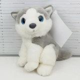 아기 강아지 연약한 채워진 귀여운 견면 벨벳 장난감