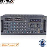 Amplificador de karaoke de alta velocidade de 80 Watts com USB (AV-3066)