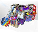 Спортивная площадка космоса занятности Cheer опирающийся на определённую тему крытая
