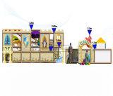 Спортивная площадка замока занятности Cheer опирающийся на определённую тему крытая для сбывания