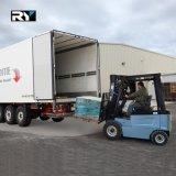 1.5トンのドイツ行商人電池が付いている電気フォークリフト