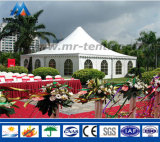 Groupe fait personnalisé de tentes de pagoda avec Windows