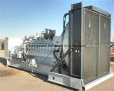 diesel van Benz 3000kVA Mtu Generator