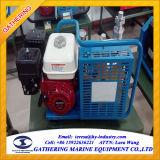 Compressor de ar de alta pressão para Scba&Scuba Recarga de ar