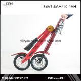 2016 vélos électriques portatifs/bicyclette électrique/mini E-Bike/Ebike se pliant