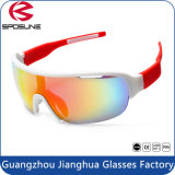 A lente grande Anti-Risca visão elevada óculos de sol polarizados do esporte