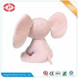 Brodé Jumbo Baby Blue Elephant Soft Peluche Toy