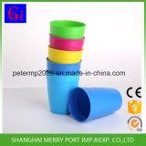 Kompakte niedrige Preis-nicht farbige Plastikwegwerfcup
