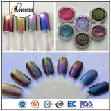 Pigmento di corsa di colore del pigmento del Chameleon del bicromato di potassio per il polacco di chiodo