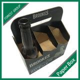 6 botellas de cerveza Embalaje