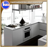 Modern Glossy Anti Scartch Fiber Kitchen Furniture for Sale