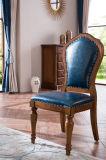 新しいアメリカの国様式の木のダイニングテーブルおよび椅子(AD311)