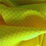 96%Polyester 4%CarbonのファイバーのWorkwear ESDのユニフォームオックスフォード