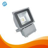Indicatore luminoso di inondazione della PANNOCCHIA LED di IP65 70W RGB con il sensore