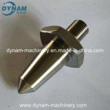 Подвергать механической обработке CNC нержавеющей стали квадратной штанги точности материальный