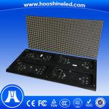 Kosteneffektiver P6 SMD3528 Bildschirm des Ineinander greifen-LED