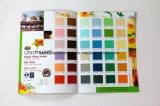 Декоративная диаграмма цвета системы Pantone краски стены