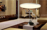 Modern Ultra Thin Round Flat Painel LED Lights Pendant Lighting