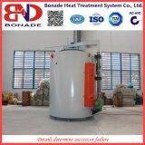 90kw Piqûre-Type four à résistance pour le traitement thermique